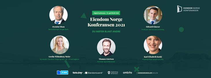 Eiendom Norge-konferansen 2021.