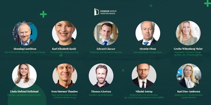 Eiendom Norge konferansen 2021.