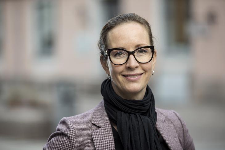 Fagsjef i Eiendom Norge, Hanne Nordskog-Inger. Foto: Johnny Vaet-Nordskog.