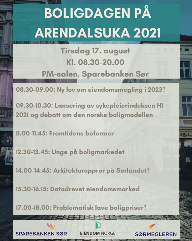 Boligdagen 2021.