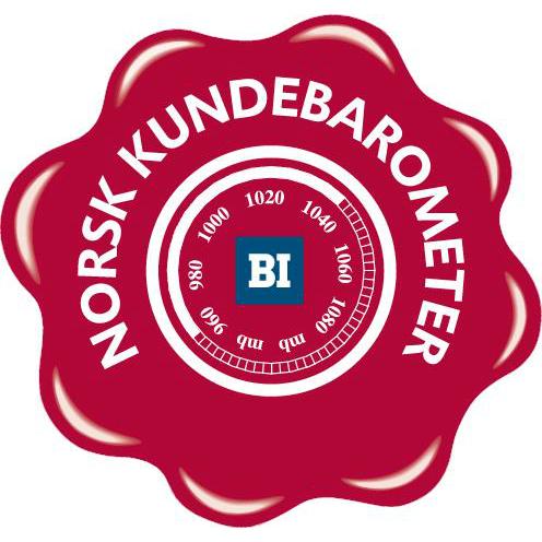 Norsk Kundebarometer. Et forskningsprosjekt ved Handelshøyskolen BI. www.kundebarometer.com.