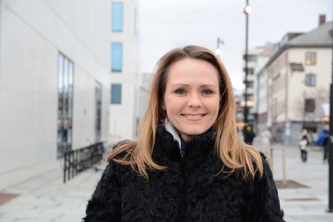 Barne- og likestillingminister Linda Hofstad Helleland (H). Foto: Regjeringen.no