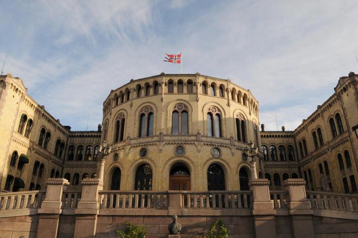 Norges lovgivende forsamling, Stortinget. Foto: Stortinget.