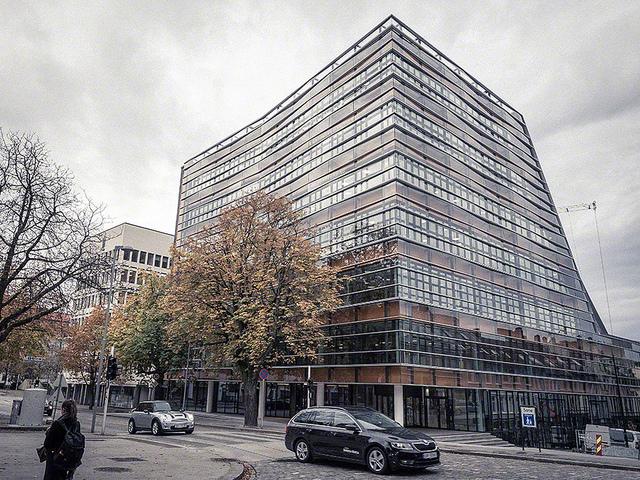 Sparebank Vest sitt hovedkvarter i Bergen. Foto: Tore Sætre/Flickr.com