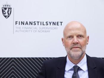 Finanstilsynets direktør Morten Baltzersen. Foto: Finanstilsynet.