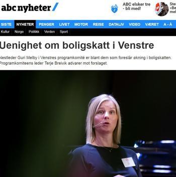 Faksimile ABCnyheter.