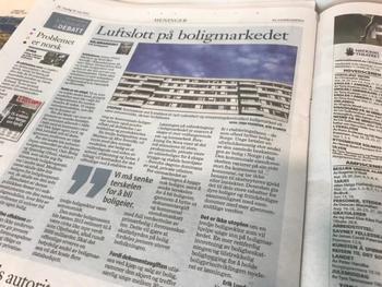 Faksimile Klassekampen 30.05.2018
