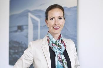 Eiendom Norges fagsjef Hanne Nordskog-Inger. Foto: Solfrid Sande.