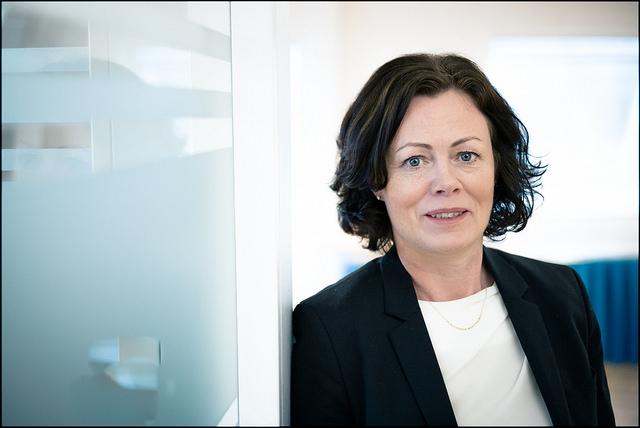 Barne- og Likestillingsminister Solveig Horne (FrP). Foto: Alexander Helberg, IC Hendel