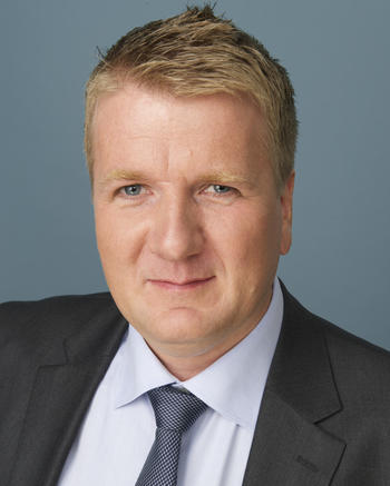 Styreleder i Nef, Tormod Boldvik.