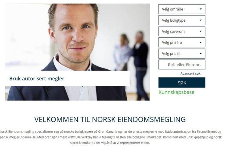 norsk eiendomsmegling