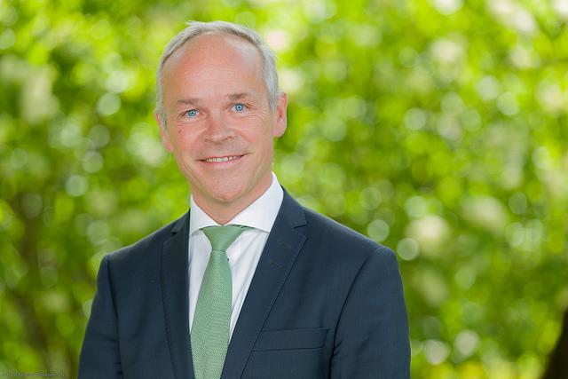 Boligminister Jan Tore Sanner. Foto: Høyre.