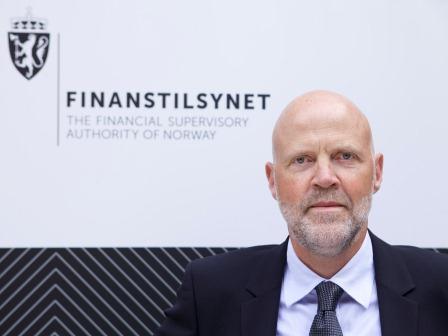 Finanstilsynets direktør Morten Balterzen