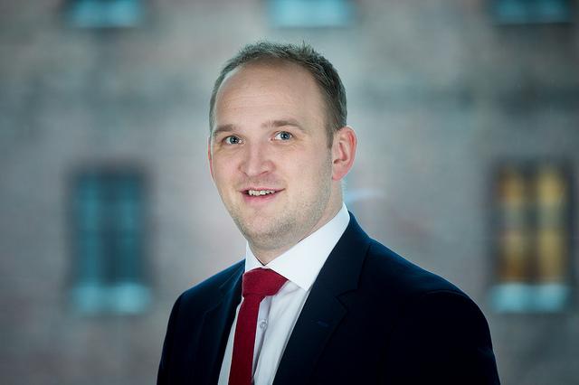 Landbruk- og matminister Jon Georg Dale (Frp). Foto: Landbruk- og matdepartementet.