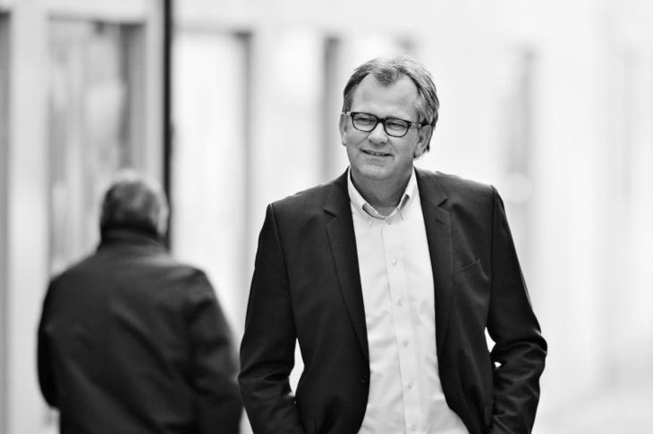 Fagdirektør Børre Voll. Foto: Eiendomsmegler 1 Midt-Norge