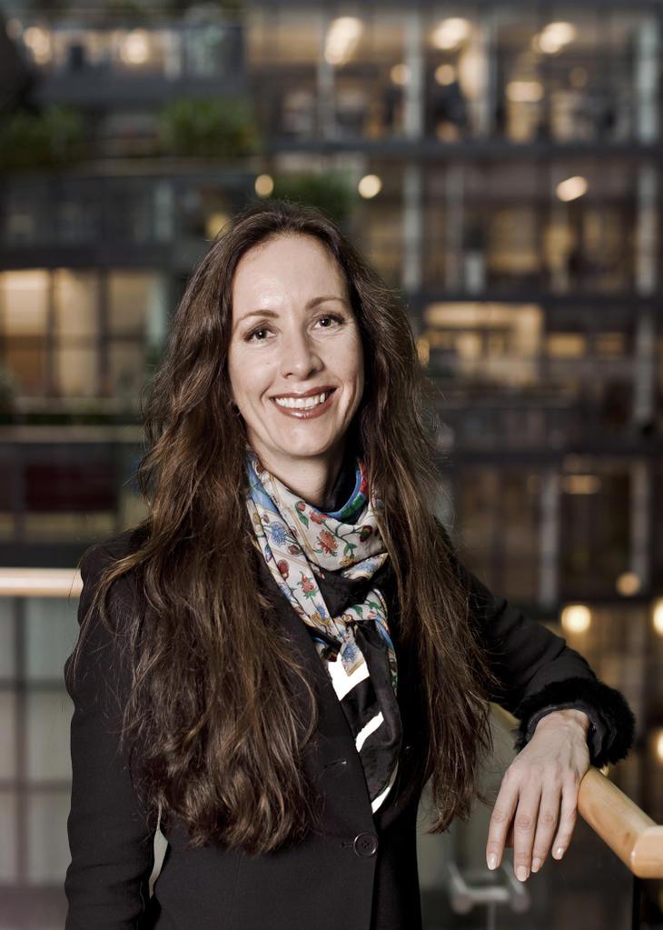 Fagsjef Hanne Nordskog-Inger. Foto: Solfrid Sande.