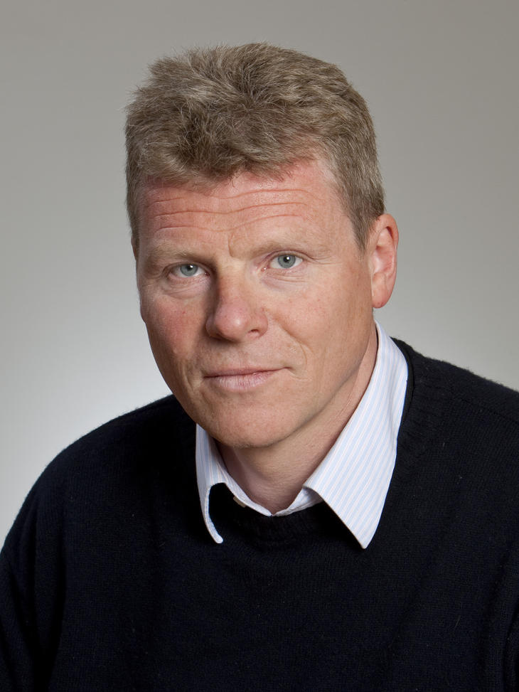 Førstestatsadvokat Sven Arild Damslora i Økokrim